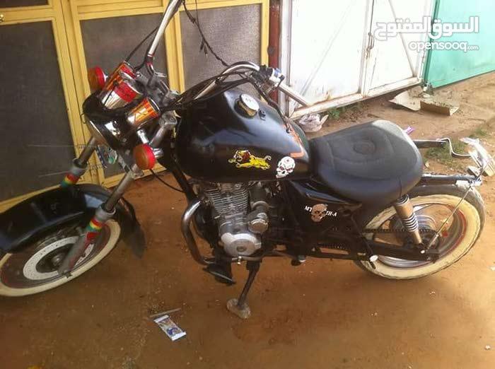 Used Piaggio motorbike up for sale in Umm Ruwaba