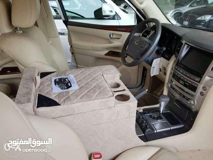 Toyota Lan Cruiser & Luxus Arm rest 2008-2015