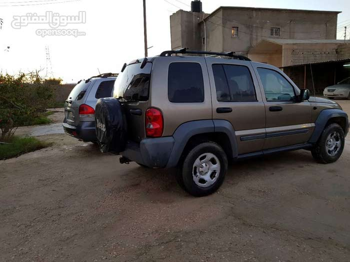 Jeep Liberty car for sale 2007 in Benghazi city