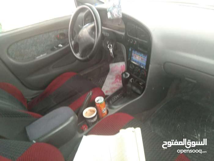 White Kia Sephia 1997 for sale