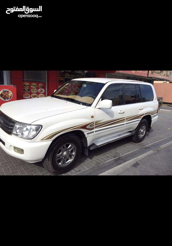 For sale Used Land Cruiser - Manual