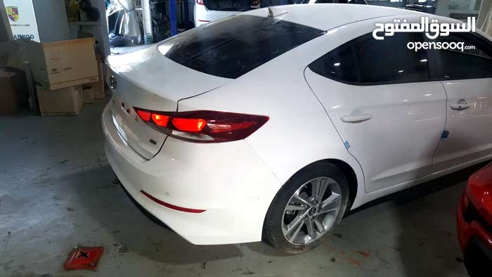 Hyundai Avante for sale in Basra