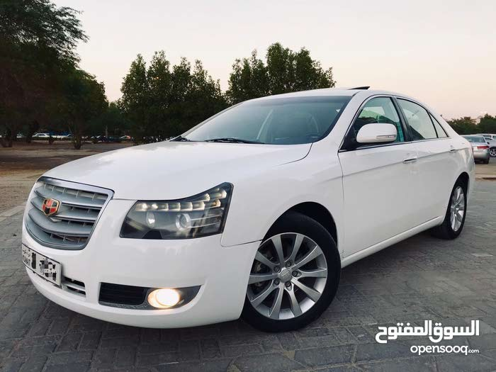 2013 Used Emgrand 8 with Automatic transmission is available for sale
