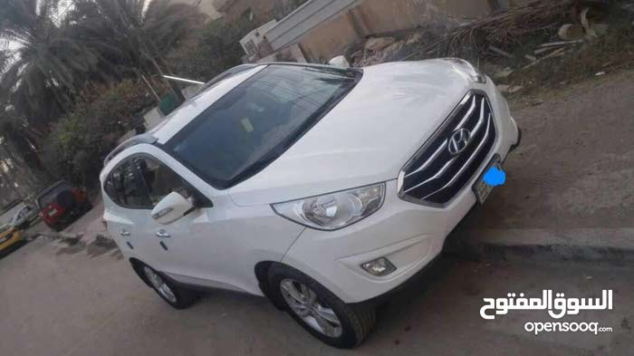 For sale Hyundai Tucson car in Baghdad