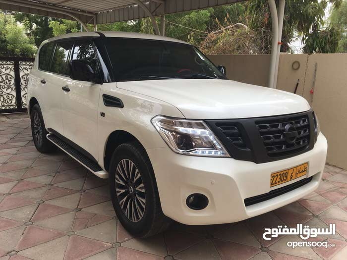Nissan Patrol 2014 For sale - White color