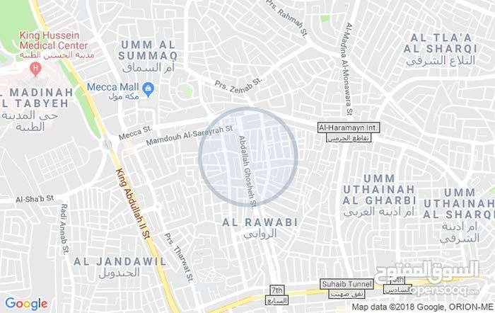 apartment for rent in Amman city Um El Summaq