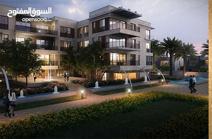 شقة بكمبوند تاج سلطان بالتجمع بالقرب من مدينة نصر