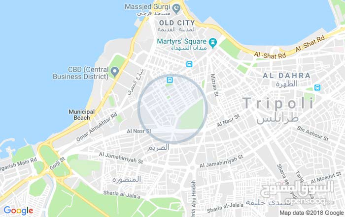 Apartment property for sale Tripoli -  directly from the owner