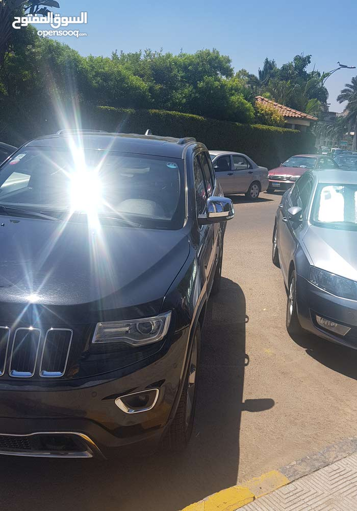 Jeep Grand Cherokee in Alexandria for rent