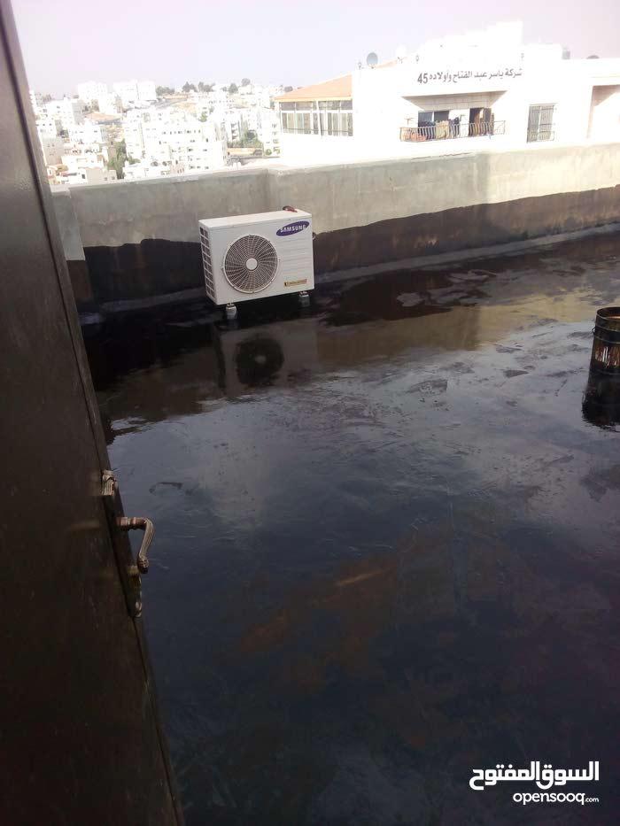 عزل مائي وصبات الميلان  لجميع المنازل بأحدث الطرق الهندسية