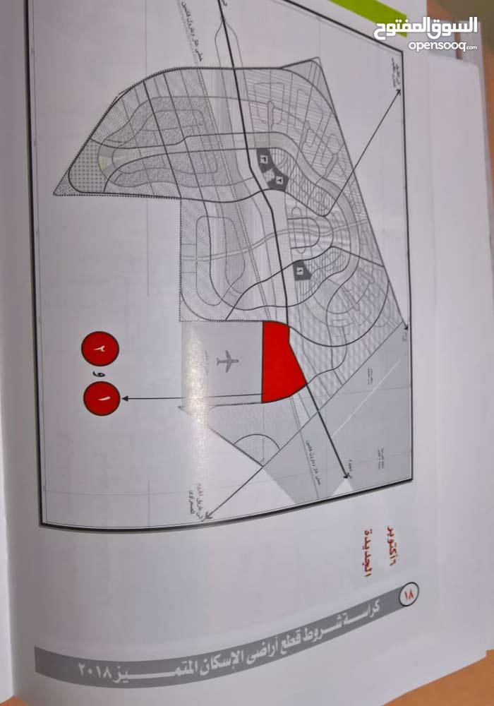 للبيع قطع ارض في 6 أكتوبر