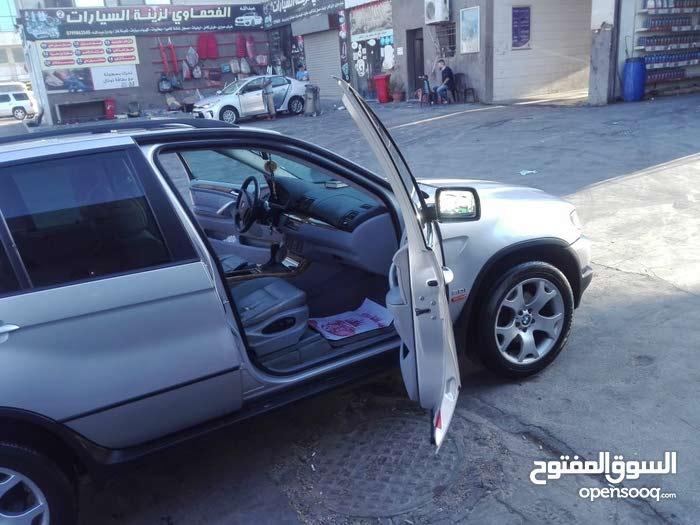 BMW X5 2002 - Automatic