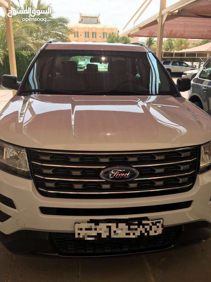 Automatic Ford 2016 for sale - Used - Kuwait City city