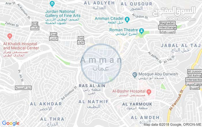 منزل  شبة  فيلا  طابقين ورووف  للبيع   /ياجوز  اسكان موظفي الجامعة الاردنية