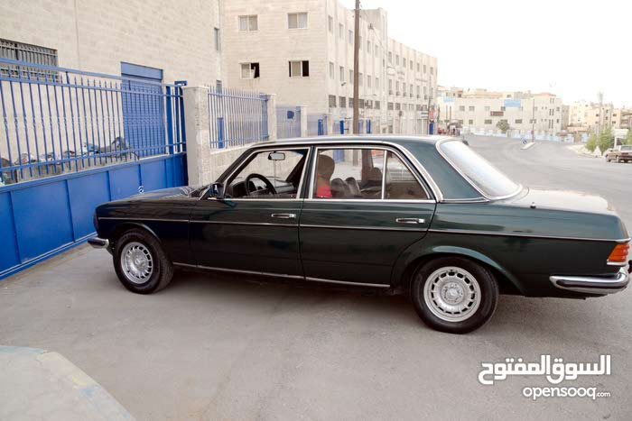 Manual Mercedes Benz 1979 for sale - Used - Amman city