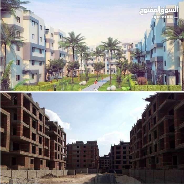 شقة للبيع في كمبوند جامعة القاهرة