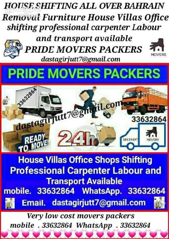 House movers Bahrain