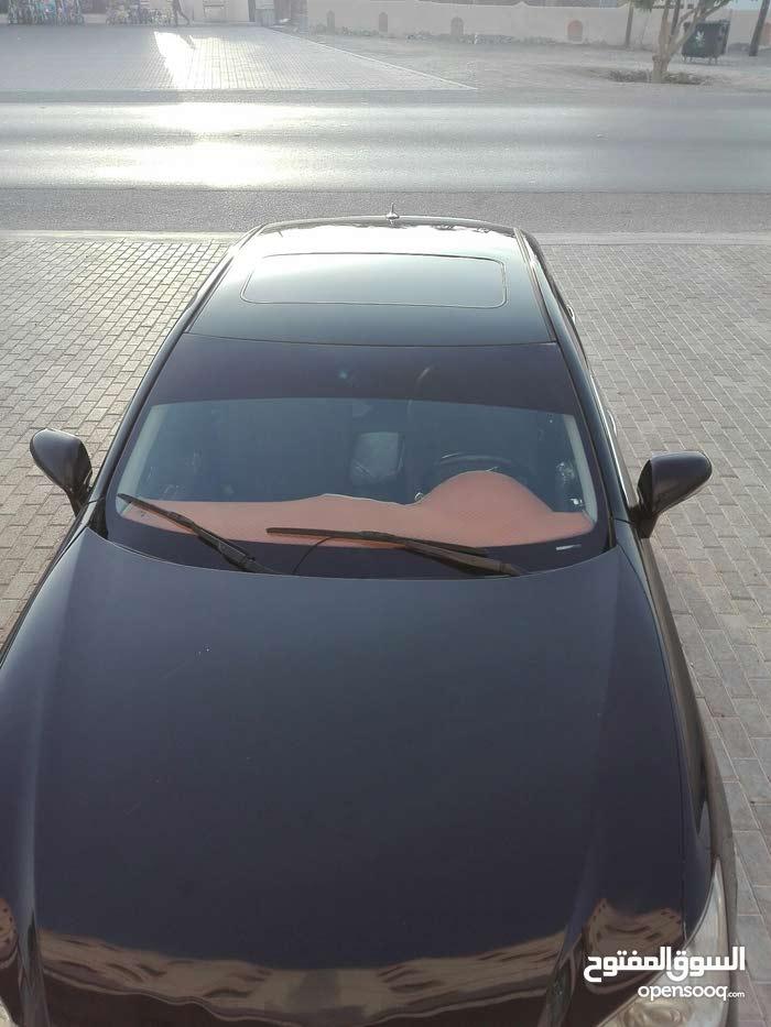 Black Lexus ES 2012 for sale