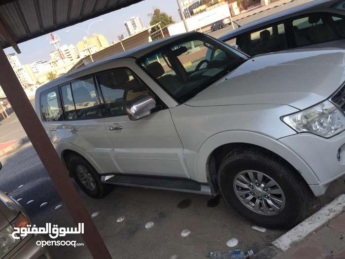 Mitsubishi Pajero 2010 For sale - White color