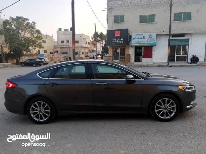Automatic Ford 2017 for sale - New - Irbid city