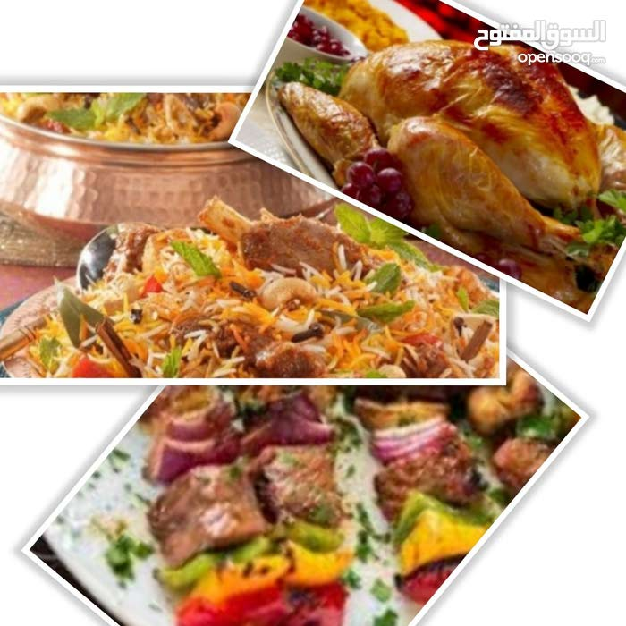 مطعم مطلوب شريك المطعم تحت التجهيز وغير قابل للبيع