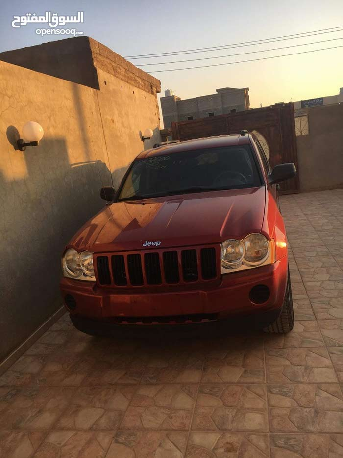 Jeep Grand Cherokee 2006 for sale in Benghazi