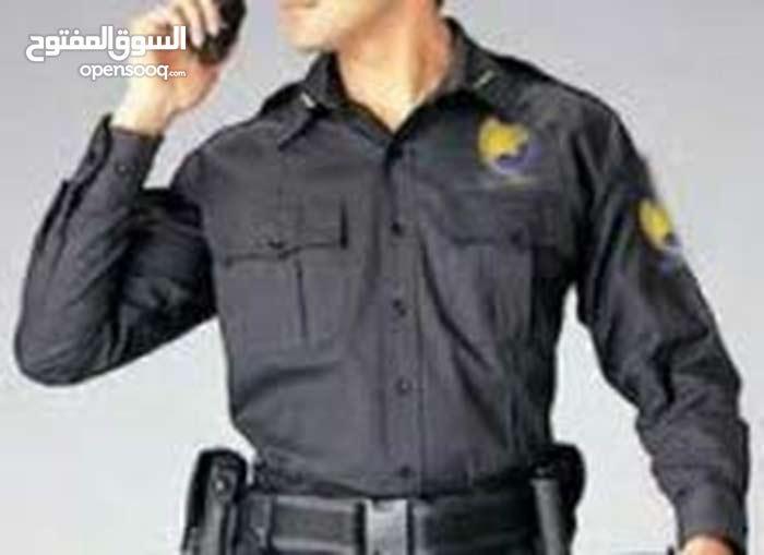 مطلوب رجال أمن جادين للعمل ( وظيفة حراس أمن )  سعوديين فقط