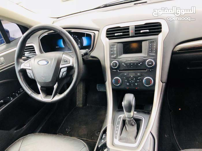 Used condition Ford Fusion 2013 with 60,000 - 69,999 km mileage