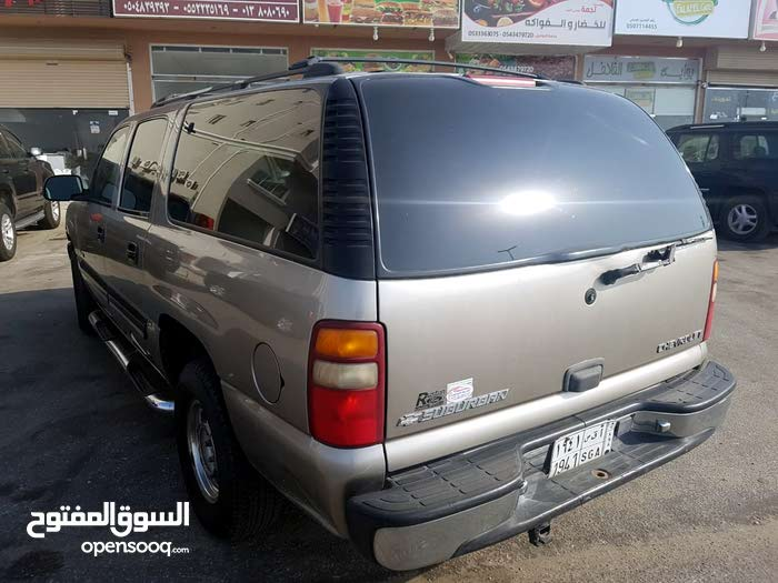 Automatic Chevrolet 2001 for sale - Used - Bishah city