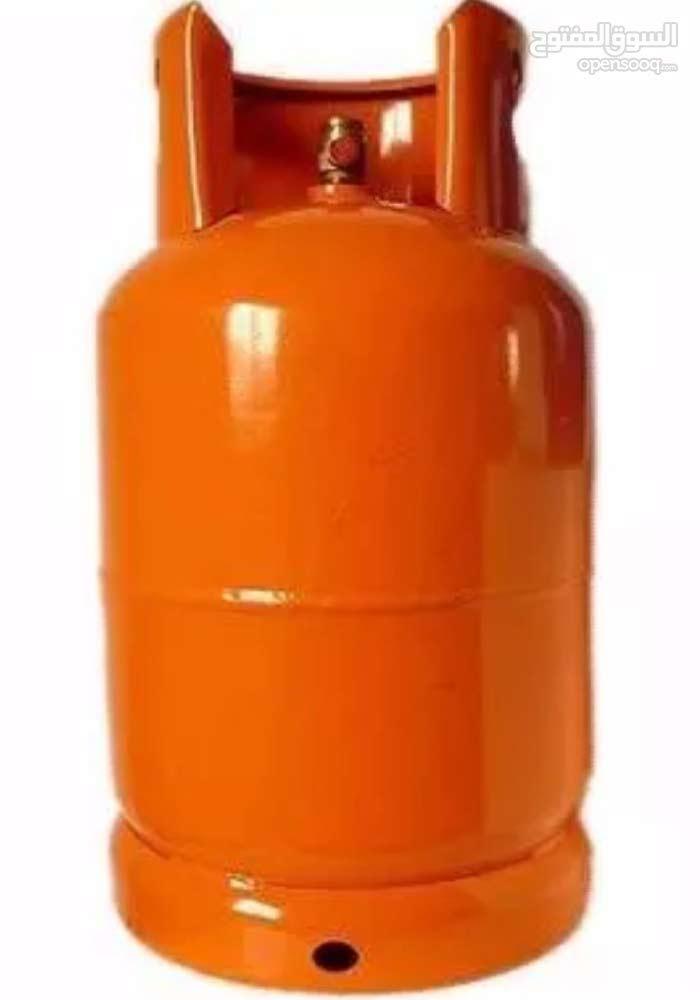 Gass cylinder