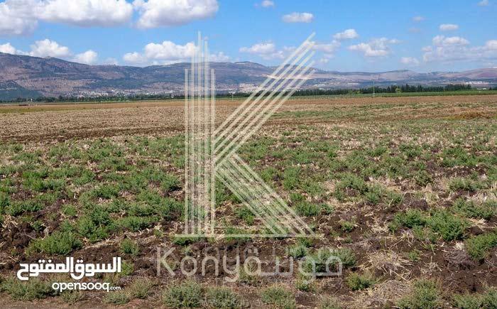 اراضي للبيع في مرج الحمام