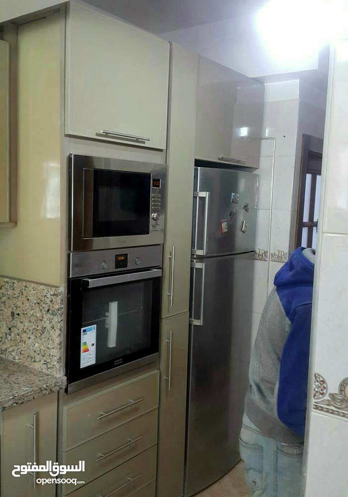 des cuisines en aluminium
