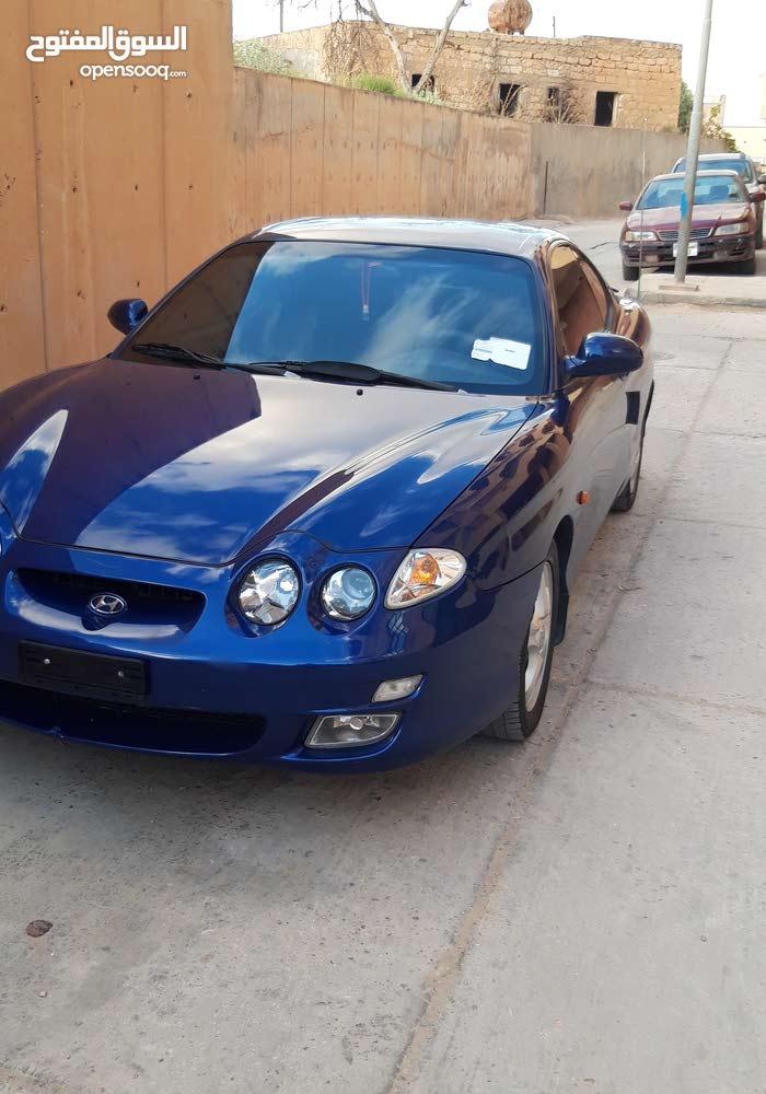 Hyundai Tuscani 2002 - Used