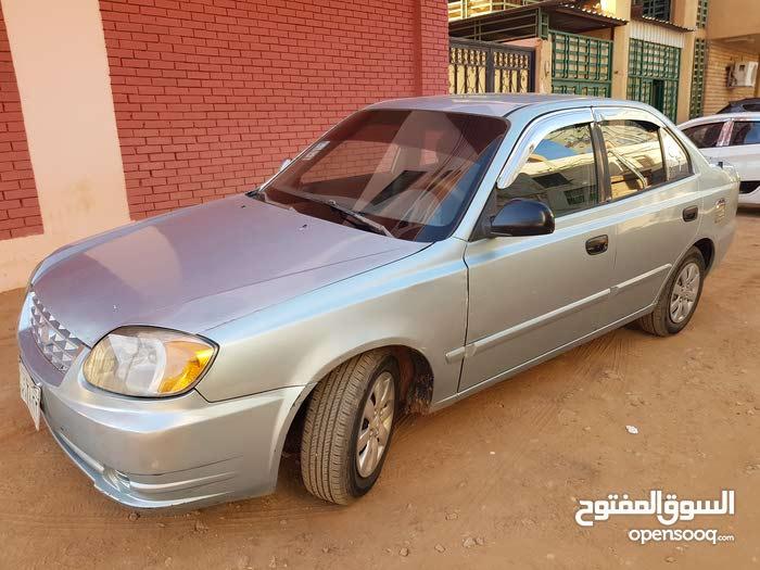 Used 2005 Accent in Khartoum