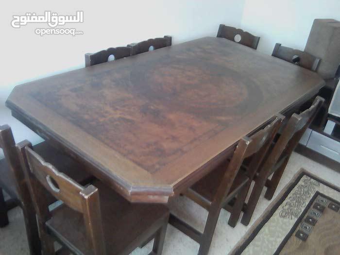 طاولة سفره خشب