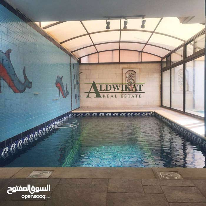 excellent finishing palace for rent in Amman city - Al Kursi