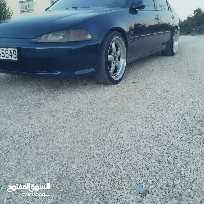 For sale 1994 Blue Civic