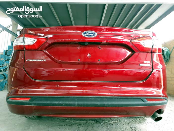 Ford Fusion 2016 for sale in Amman