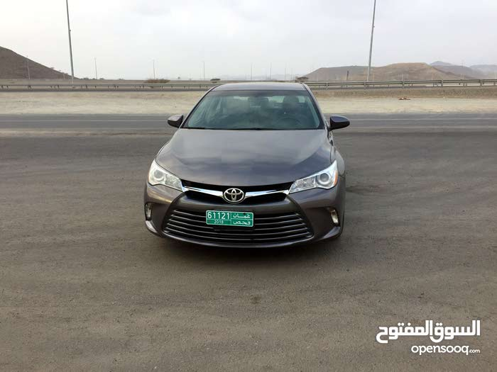50,000 - 59,999 km Toyota Camry 2015 for sale