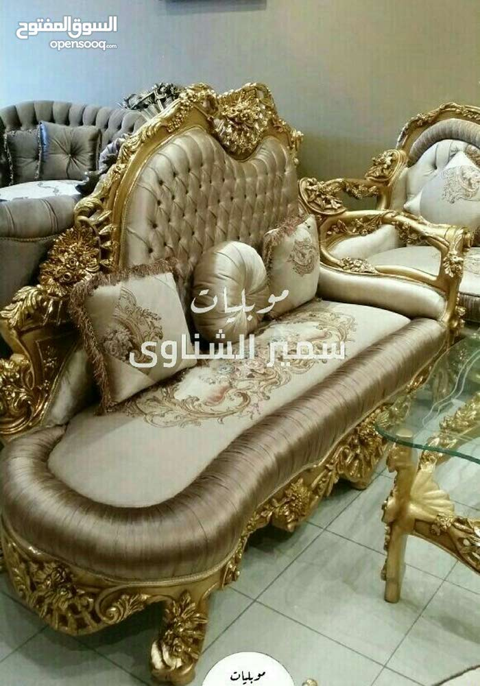 New Sofas - Sitting Rooms - Entrances available for sale in Damietta