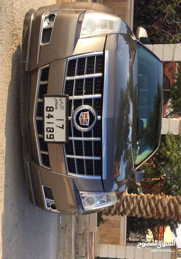 كاديلاك 2012 وارد الوكالة مالك واحد فقط