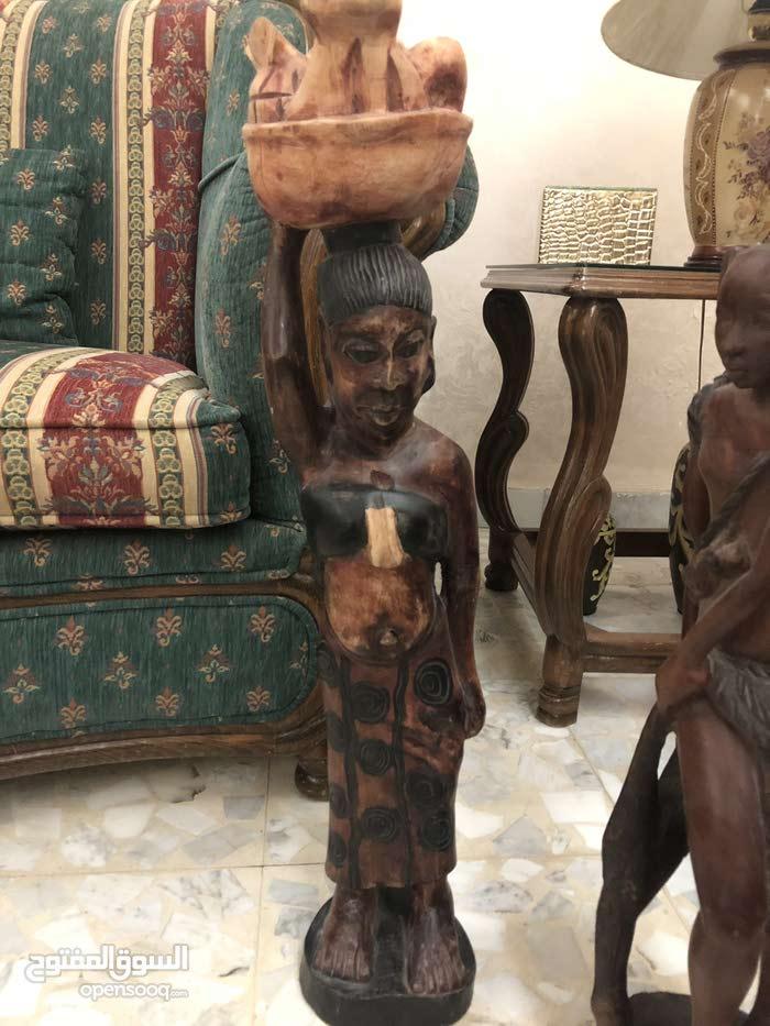 تماثيل من جنوب افريقيا