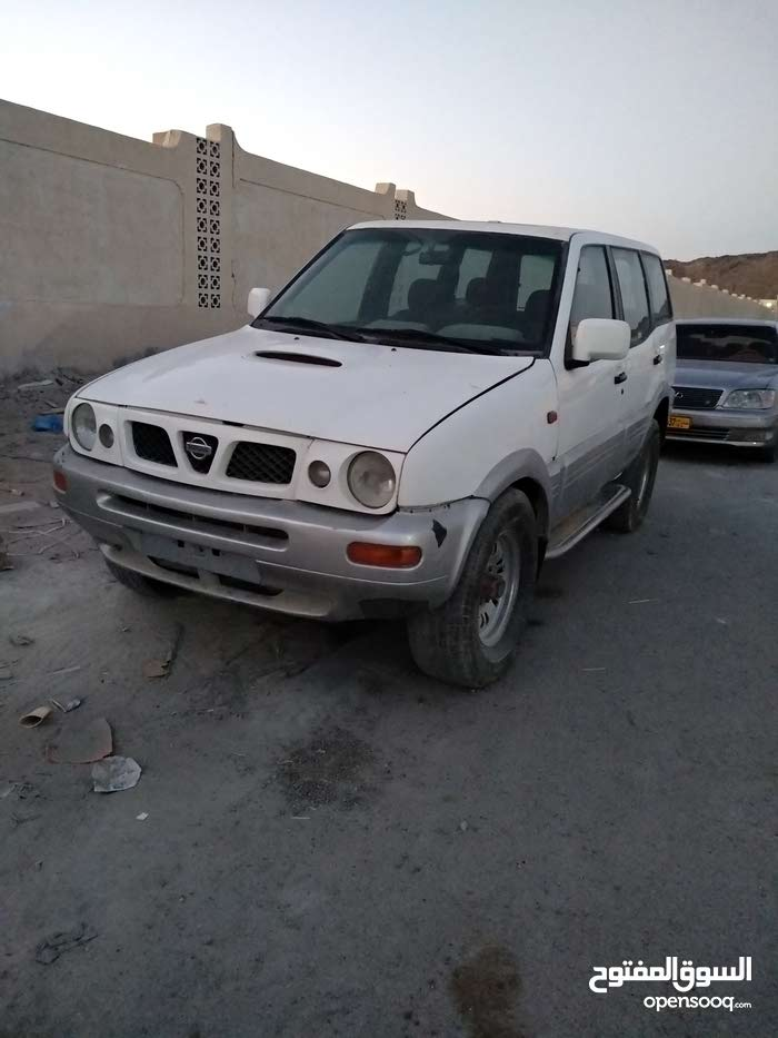 Used condition Nissan Terrano 1998 with 10,000 - 19,999 km mileage