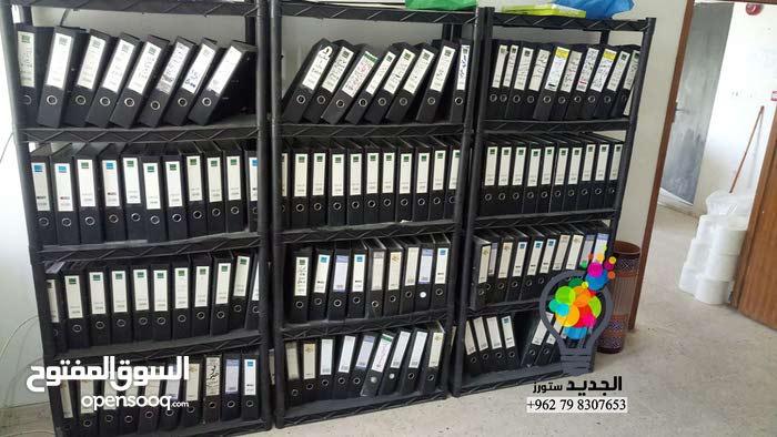 رفوف التخزين للمستودعات والمخازن والمحلات
