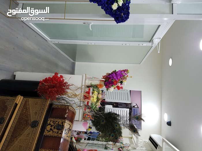 محل الزهور والكاكو للبيع القفلي