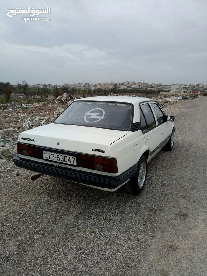 Best price! Opel Ascona 1987 for sale