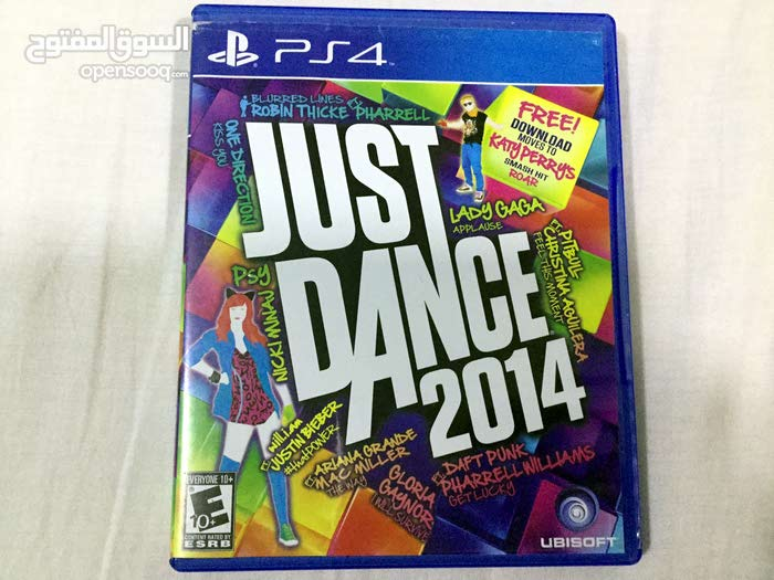 just dance free download for ps4