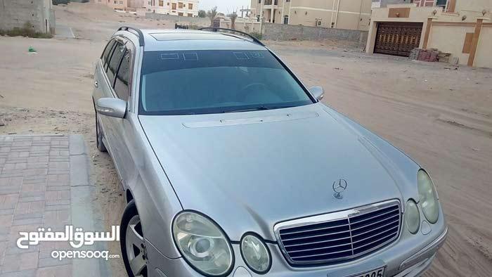 2004 Mercedes Benz E 320 for sale