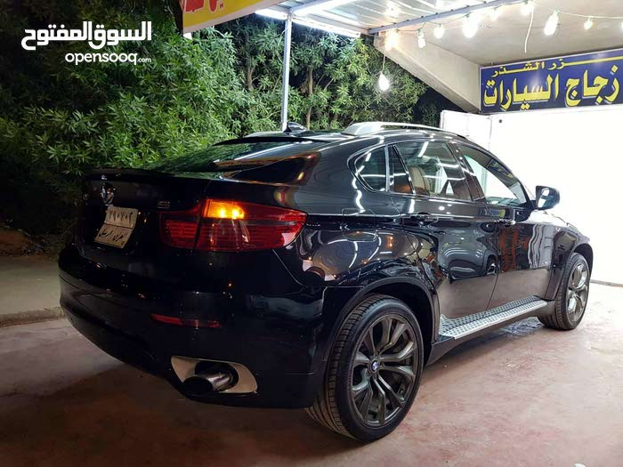 Used condition BMW X6 2008 with 90,000 - 99,999 km mileage