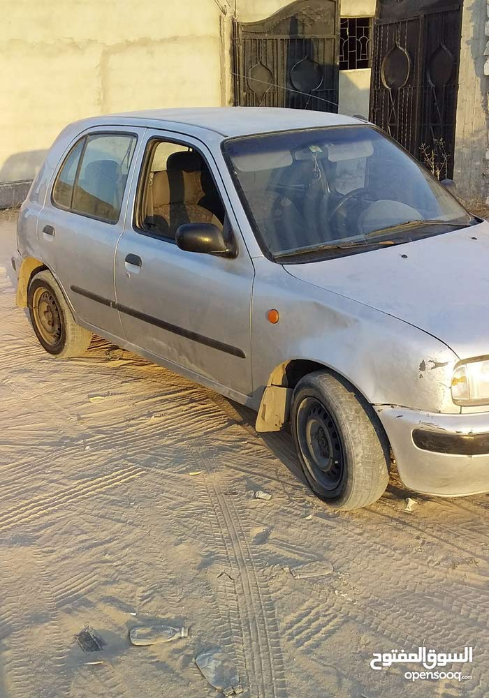 Nissan Micra 2001 - Used
